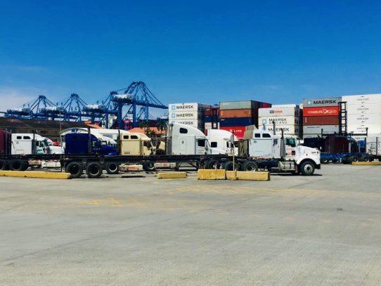Compañías logísticas contribuyen a mantener activa la economía del país