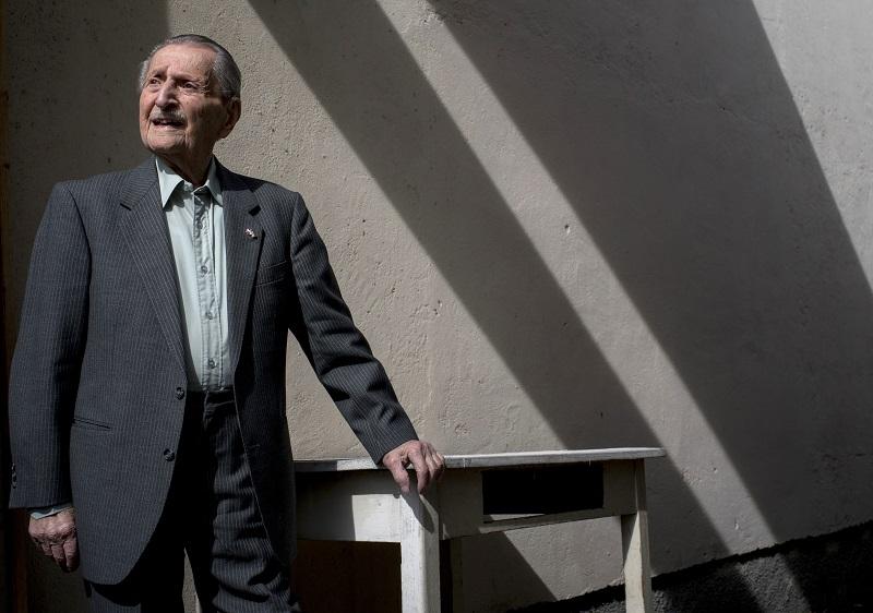 Muere a los 106 años el austríaco más viejo que logró escapar del Holocausto