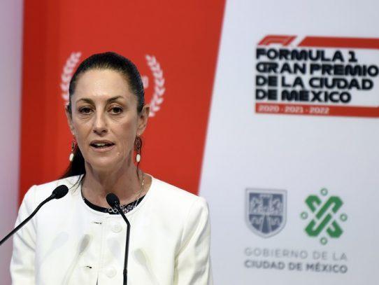 Alcaldesa de Ciudad de México da positivo a covid-19