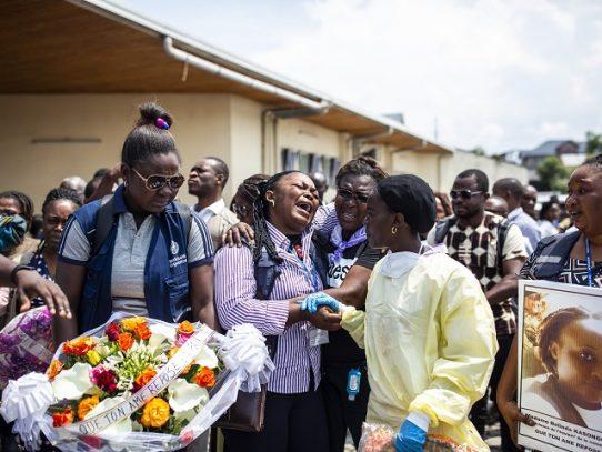 La OMS investiga acusaciones de agresiones sexuales en epidemia de Ébola en RD Congo