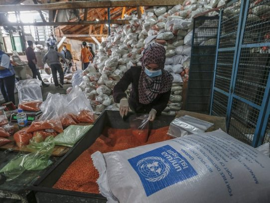 El Programa Mundial de Alimentos de la ONU, premiado con el Nobel de la Paz