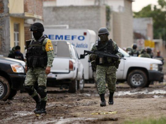 México dice estar comprometido en lucha antinarco tras amenaza de Trump