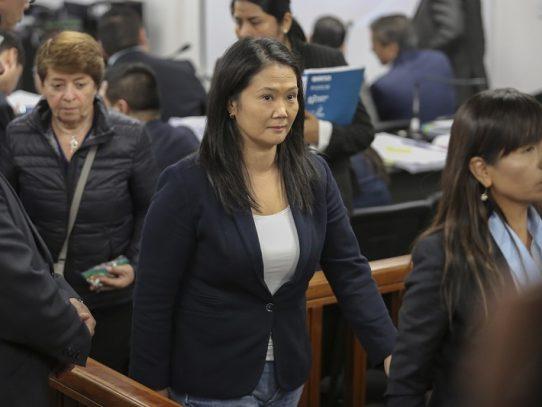 Keiko Fujimori transferida a la misma cárcel limeña donde estuvo presa