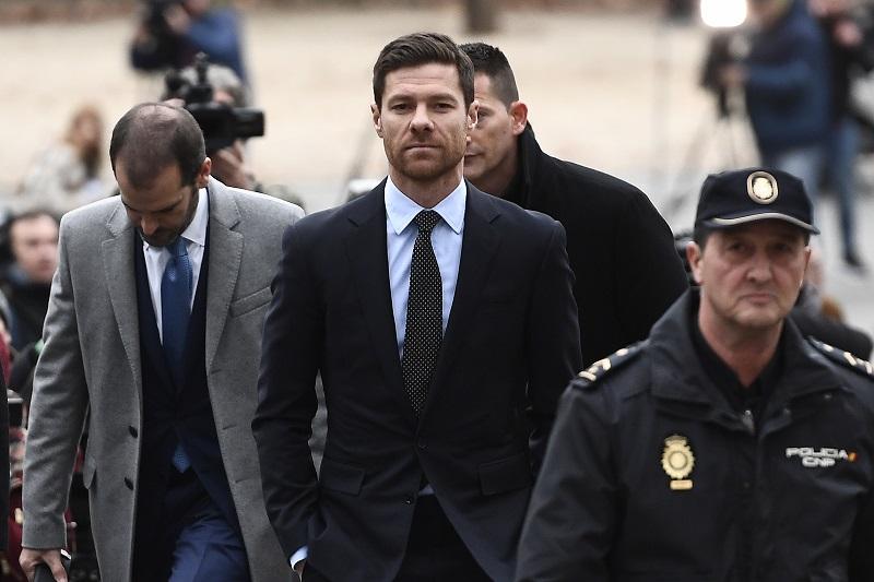 Xabi Alonso, juzgado en Madrid por presunto fraude fiscal