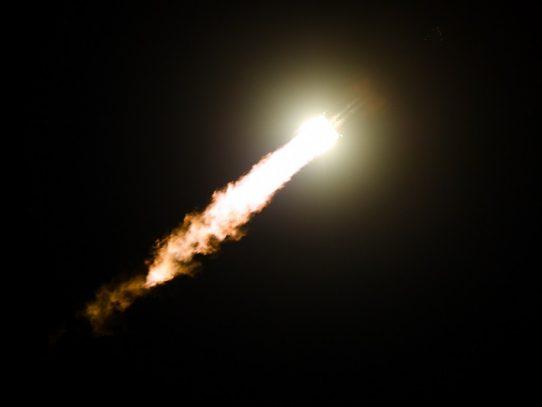 Rusia lanza al espacio un telescopio de observación
