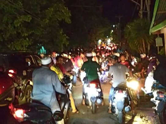 Alerta de tsunami en Indonesia tras fuerte sismo de magnitud 6,9 frente a costas
