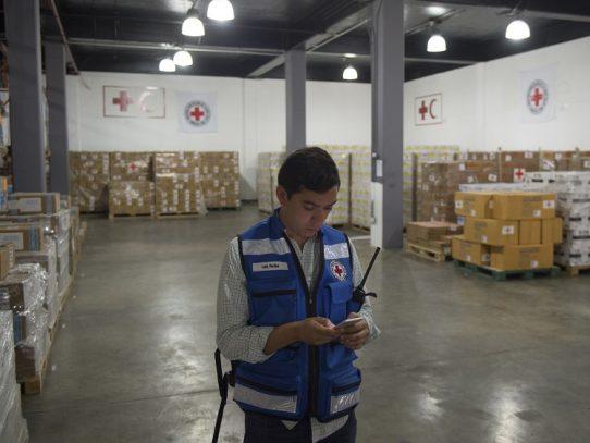 Venezuela recibe nuevo cargamento de ayuda humanitaria de la Cruz Roja