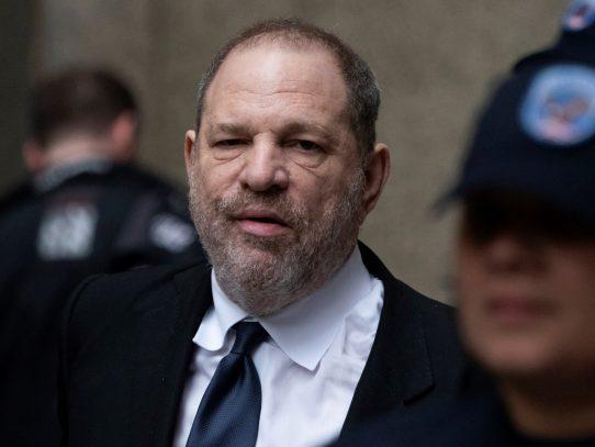 Weinstein se autoproclama pionero del avance de las mujeres en Hollywood