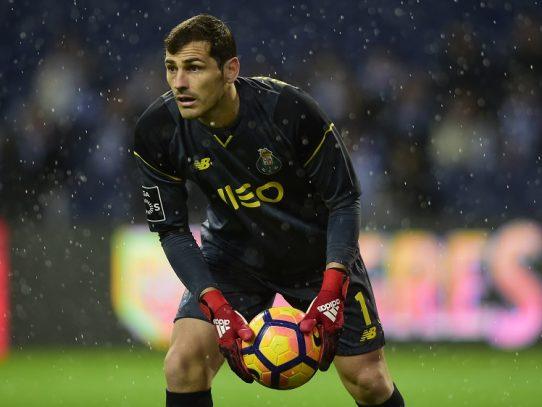 """Iker Casillas, """"bien y estable"""" tras sufrir un infarto de miocardio"""