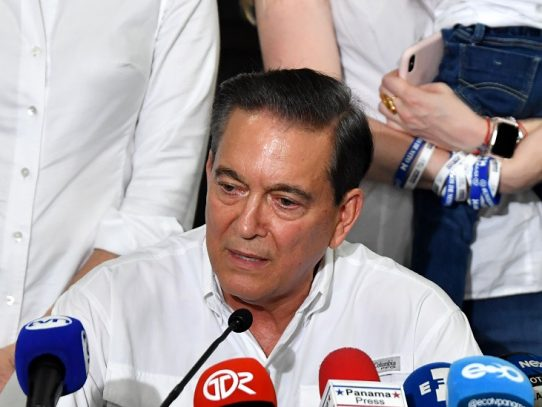 Cortizo: Quisiéremos que Referéndum sobre Constituyente se haga en un año