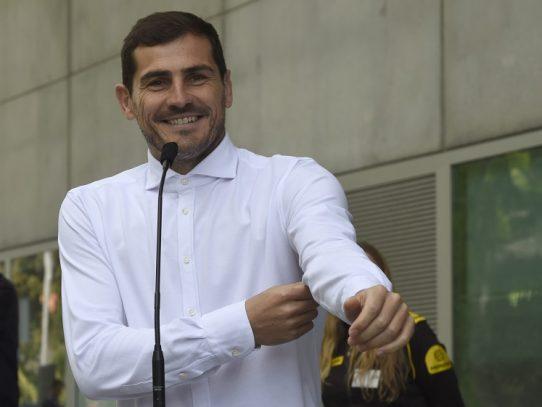 Iker Casillas anuncia su candidatura a presidencia de Federación Española de Fútbol