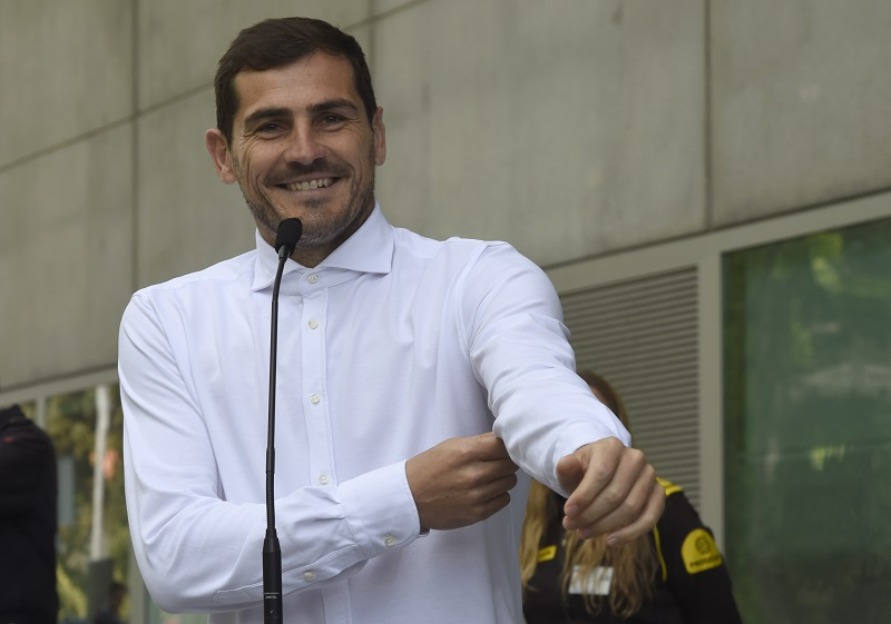 Iker Casillas lo recuerda todo