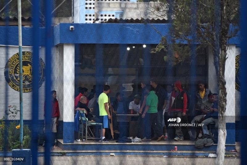 Cabecillas pandilleros de Guatemala trasladados de cárcel para frenar extorsiones
