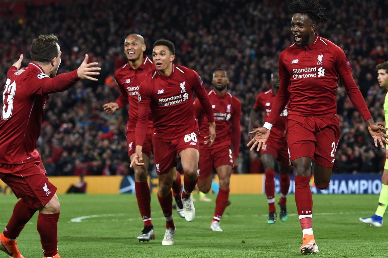 Un Liverpool a medio gas vence por 2-0 al modesto Midtjylland danés