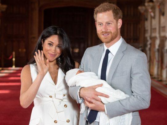 Enrique y Meghan llaman a su hijo Archie (Palacio de Buckingham)