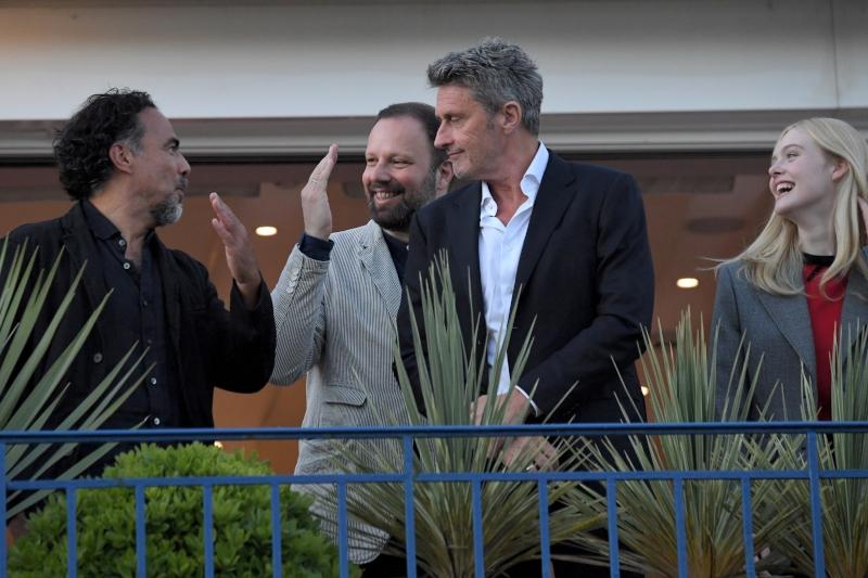 Iñárritu, Bardem y una horda de zombis suben el telón de Cannes