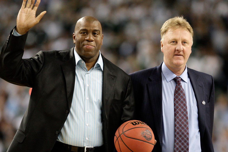 Magic y Bird recibirán reconocimiento conjunto en gala NBA