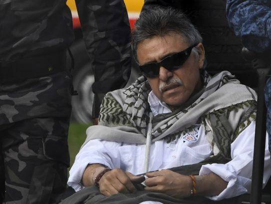 Exjefe de FARC de nuevo en búnker tras recibir atención médica