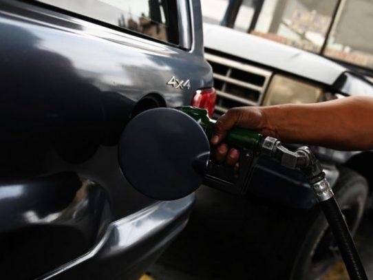 Precios de venta del combustible con leve baja desde el 31 de julio