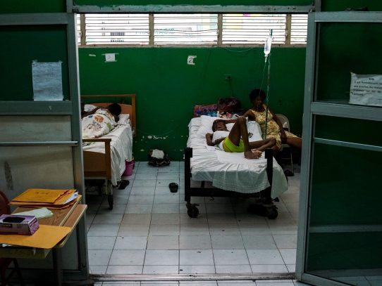 Médicos residentes del principal hospital público de Haití inician huelga