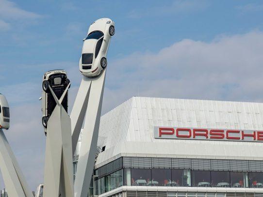 Registran oficinas de Porsche en Alemania por sospechas de corrupción