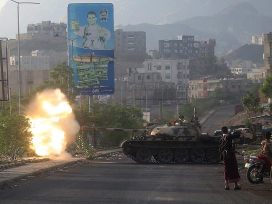 Cinco años de guerra en Yemen