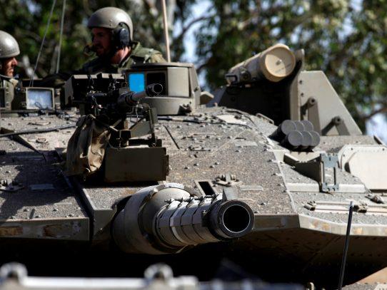 Los bombardeos de Israel en Siria dejan al menos 11 combatientes muertos