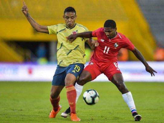 Colombia arrolla 3-0 a Panamá en amistoso previo a Copa América