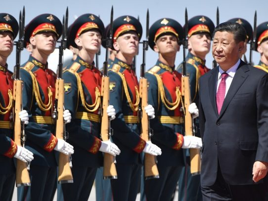"Xi Jinping llega a Rusia para abrir ""nueva era"" en las relaciones bilaterales"