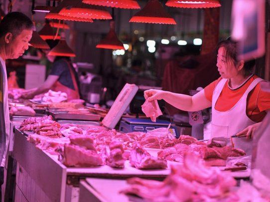 China pide a Canadá suspender sus exportaciones de carne