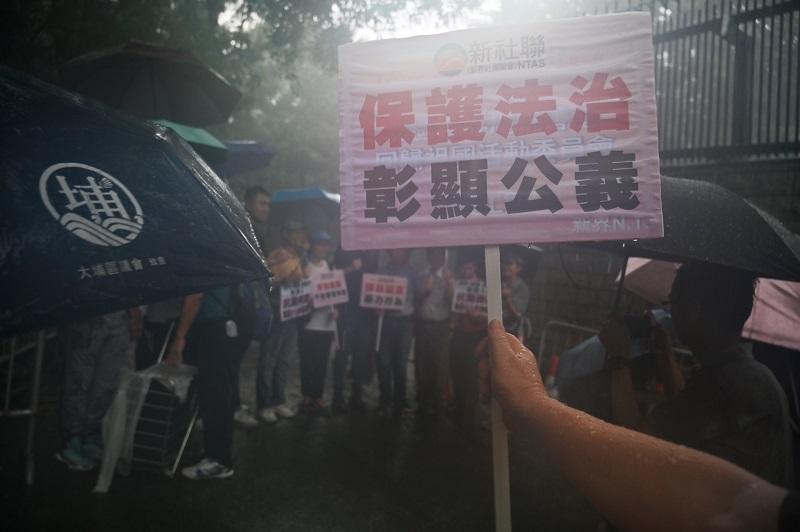 Los manifestantes de Hong Kong anuncian protesta gigantesca para el domingo