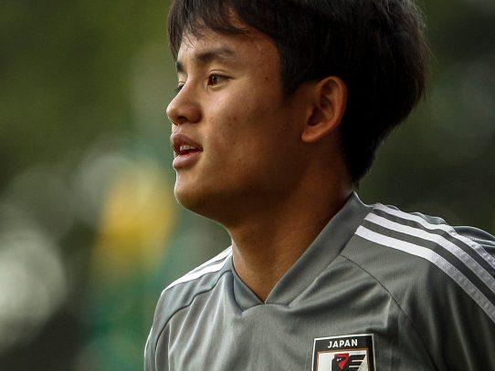 """Kubo, nuevo fichaje del Real Madrid, se """"enorgullece"""" de que lo llamen el Messi japonés"""