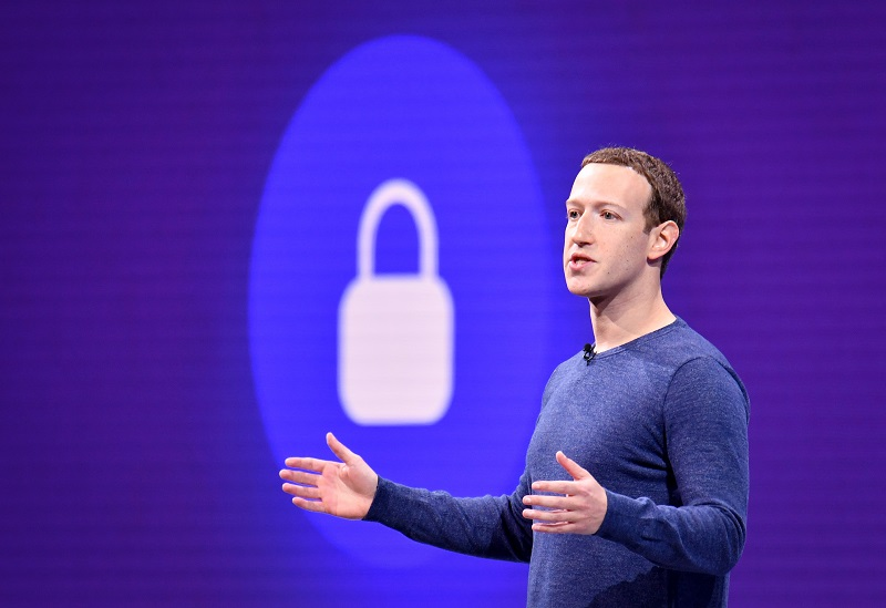 Zuckerberg: tecnológicas serían perjudicadas con Warren en Casa Blanca