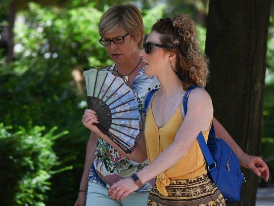Alerta en Europa por ola de calor