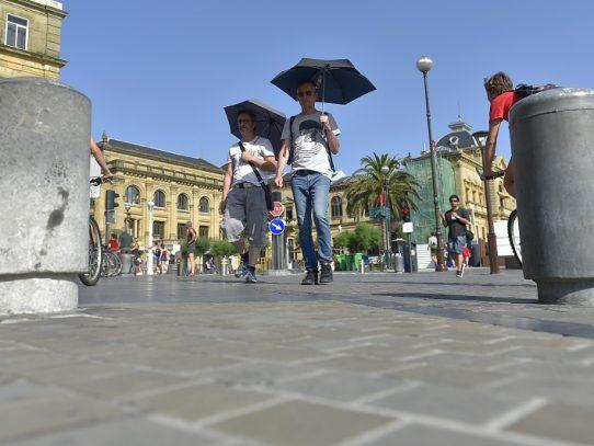 Dos muertos en España y temperaturas récords en Francia en quinto día de ola de calor