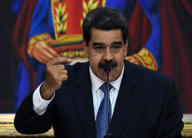 Maduro niega que uno de sus ministros tenga vínculos con Hezbolá