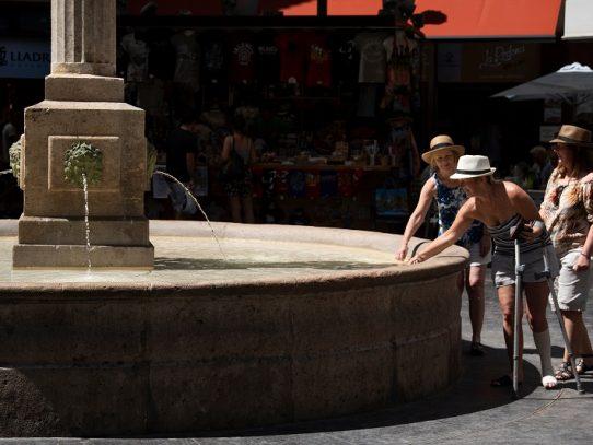La ola de calor continúa en Europa y se cobra ocho vidas