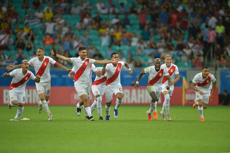 Perú elimina a Uruguay y jugará con Chile en semifinales de la Copa América-2019