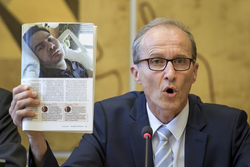 Murió Vincent Lambert, símbolo en Francia del debate sobre la muerte digna