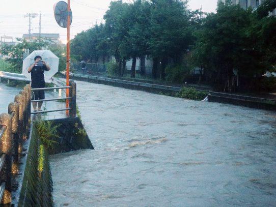 Las lluvias torrenciales en Japón causaron deslaves y una segunda víctima