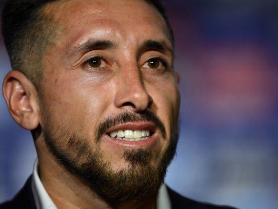El cambio de imagen de del futbolista Héctor Herrera causa furor en redes