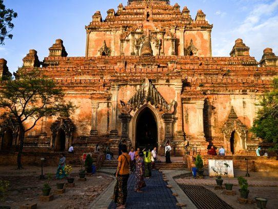 Unesco inscribe monumentales templos de Bagan en su lista de Patrimonio Mundial