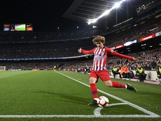 Atlético Madrid acudirá a la FIFA por fichaje de Griezmann por el Barça