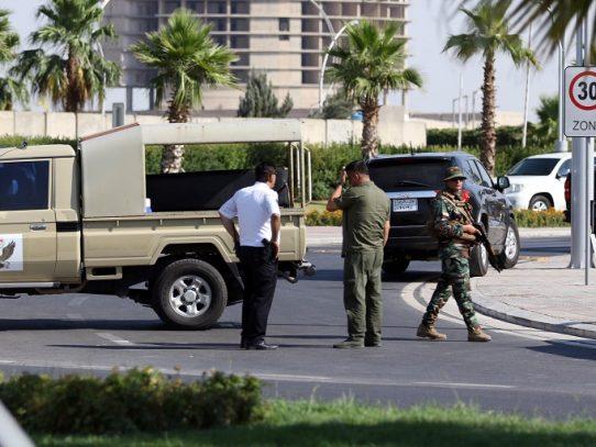 Matan a diplomático turco en un ataque en ciudad iraquí de Erbil