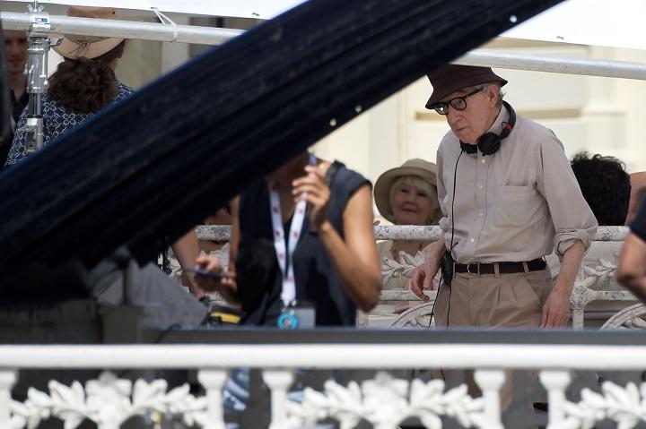 Estreno mundial del nuevo film de Woody Allen abrirá el Festival de San Sebastián
