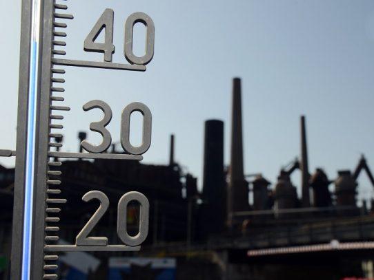 La ola de calor deja un nuevo récord de 41,8 ºC en Bélgica