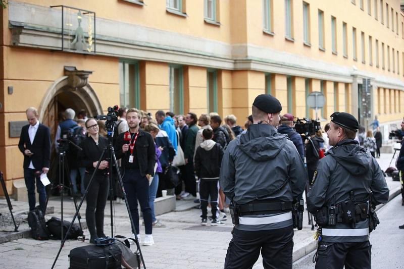 El rapero A$AP Rocky, juzgado por agresión en Suecia, a la espera del veredicto