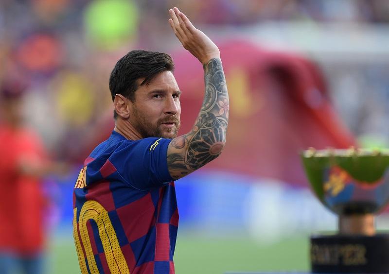 Messi estuvo tentado de irse de España por sus problemas fiscales