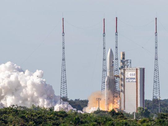 """Aplazado el lanzamiento de un cohete Ariane 5 debido a una """"anomalía"""" mecánica"""