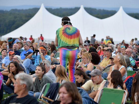 Cincuenta años después, los hippies vuelven a Woodstock